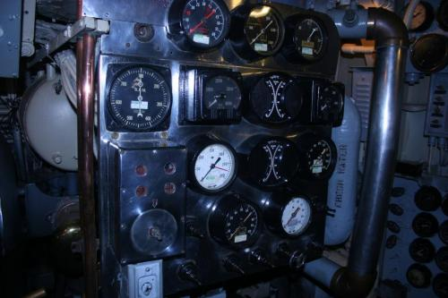 Engine Control Gauges
